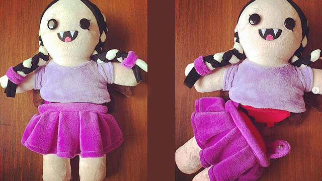 LOOK: The 'Manananggal' From Pinoy Folklore Is Now A Cute Plushy