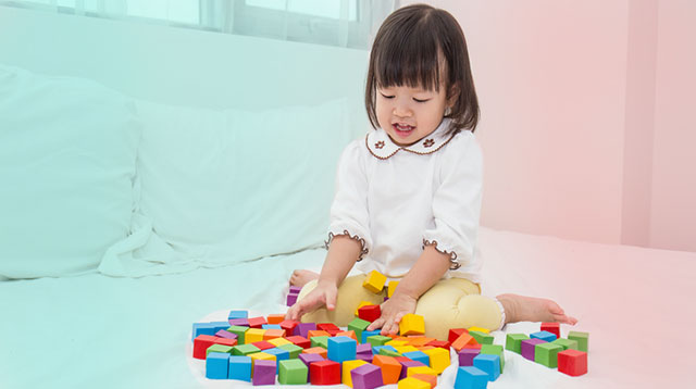 This Learning Activity Can Teach Your Toddler Different Skills And Keep Her Entertained!