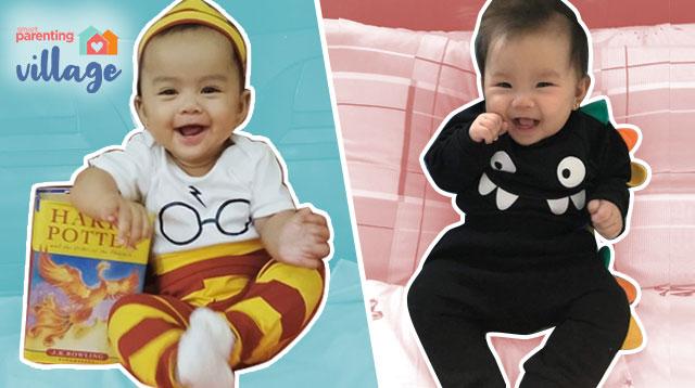 Nakakata-CUTE Na Halloween Costume Ideas (Mga Moms Ang May Pakana)