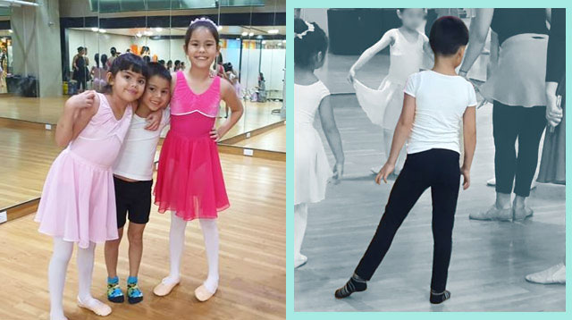 Gavin Kramer is Taking Ballet Lessons: 'It's Not Just For Girls!' Says Dad Doug