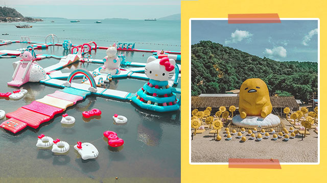 This Hello Kitty Water Park Will Be Open For 3 Months In Subic. Plan Your Visit Now!