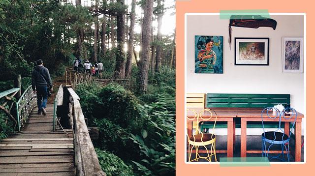 Baguio City Itinerary: Mga Paboritong Pasyalan, Kainan, at Tulugan Ng Mga Residente Dito