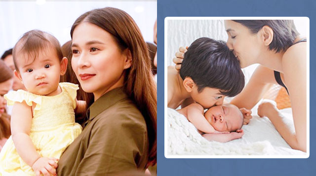 LJ Reyes, Rica Peralejo Share Stories About When Their Children Got Sick