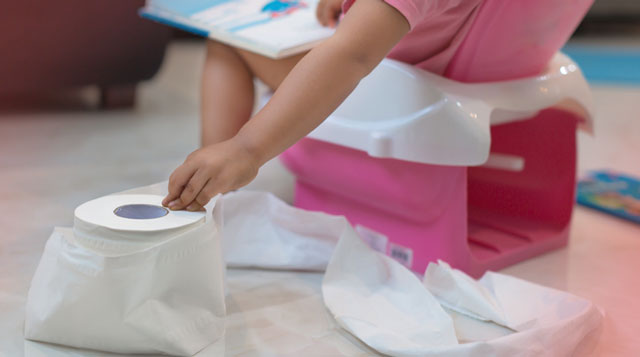 Balloons For Potty Training? This Preschool Teacher's 'Hack' Is Genius And Funny!