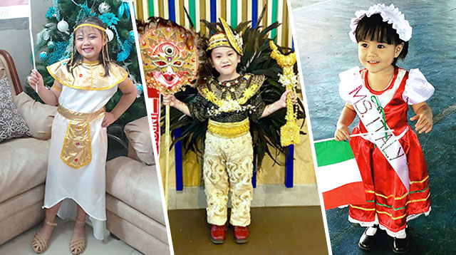 21 United Nations Costumes That Prove Pinoy Parents Are Creative And Madiskarte