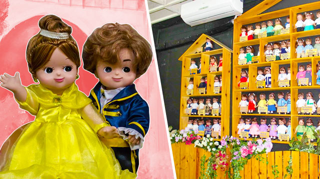 LOOK: This Pasig Museum Has Over 10,000 Dolls In Tribal Attire, Fairytale Gowns, And More!