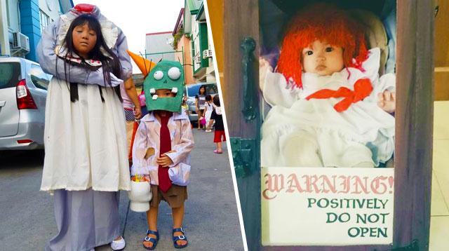 Sobra Ang Tawa Namin Sa Mga Halloween Costumes Na Ito