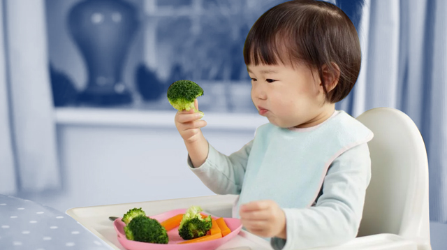 5 Foods Your Baby Needs For Optimal Brain Development In Her First Years Of Life