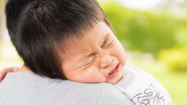 Prevent A Tantrum By Paying Attention To Your Toddler's Body Signals