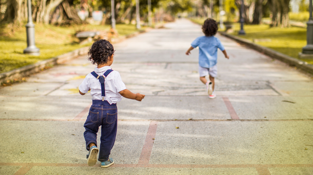 A Better Life Is In Store For A Child Who Grows Up In A Walkable City: Study