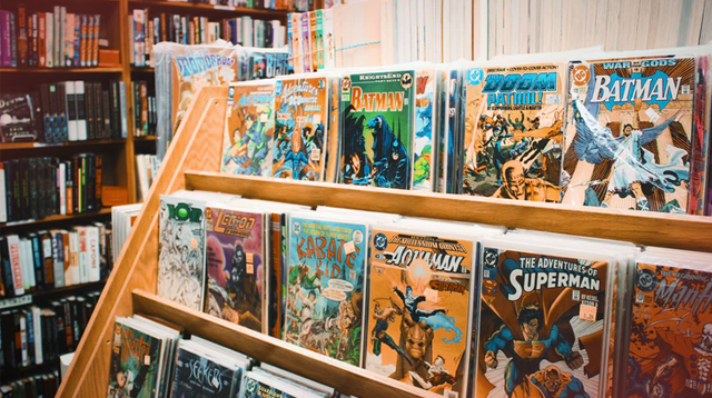 5 Reasons Why Letting Your Child Read Graphic Novels Is A Great Idea