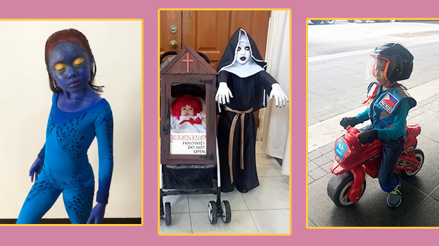 Huling Hirit! 16 More Costumes That Prove Pinoy Parents Really Love Halloween