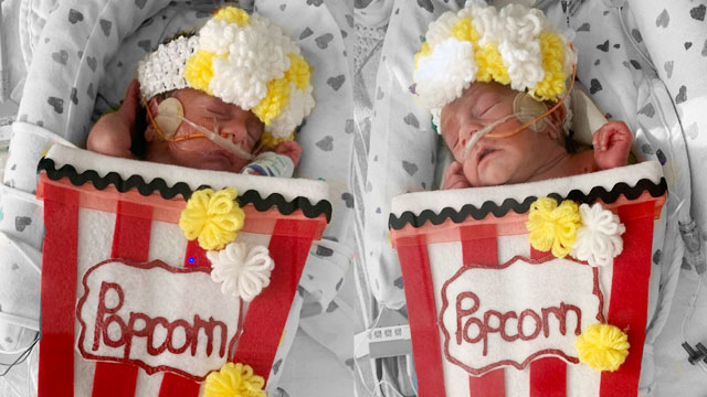 LOOK: Babies At A Neonatal Intensive Care Unit Dress Up For Halloween, Too!