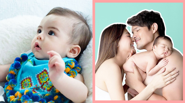 Baby Ziggy Dantes Is A Carbon Copy Of His Famous Parents!