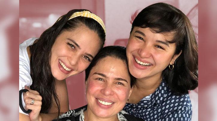 Bukod Kay Kristine Hermosa, Sino Pa Ang Celeb Moms Na May Pinagmanahan Ng Ganda?