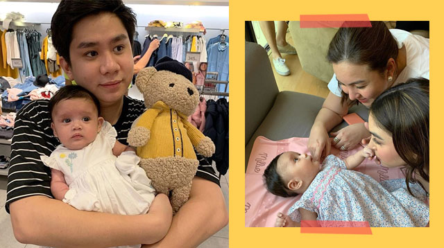 Dani Barretto Spreads Happy Vibes With Daughter Millie's Instagram Account