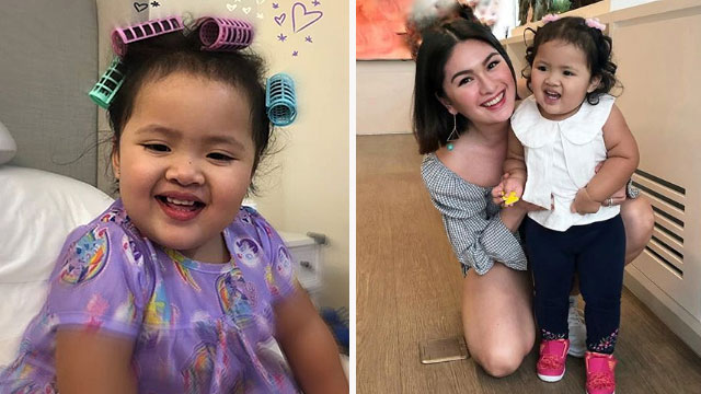 Tali Sotto Celebrates 2nd Birthday In A Meaningful Way