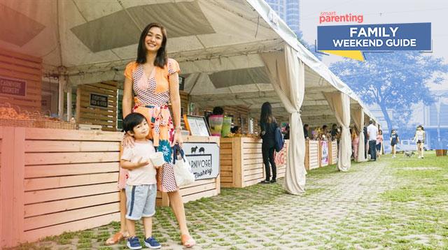 Pasyalan Ang Weekend Market Na Ito Sa Sabado (Busog Ka Na At Maaliwalas Pa!)
