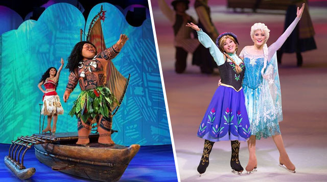 Get Ready To See Your Favorite Disney Characters At Disney On Ice Presents Live Your Dreams!
