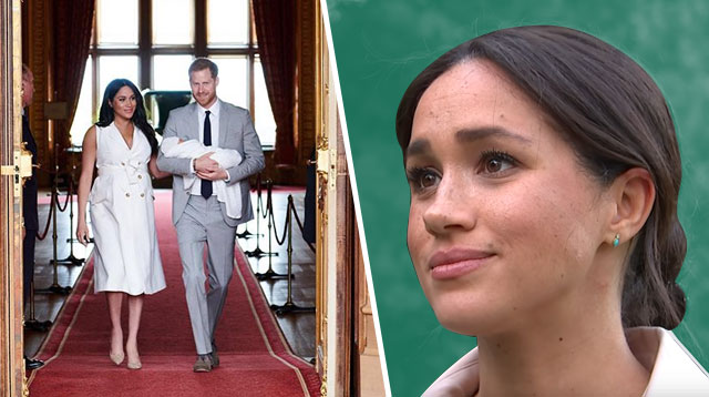 Meghan Markle Inspired Mothers Around The Globe When She Admitted She Was Not Okay