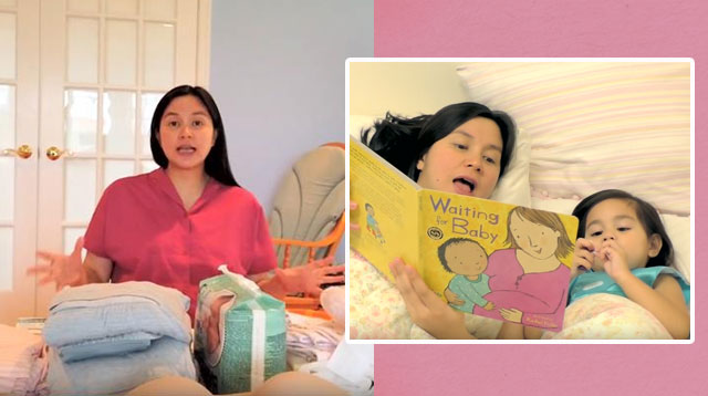 Mariel Padilla Preparing for Baby #2: Isabella Needs To Share Mommy Now