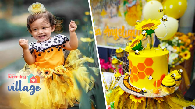 DIY Bee-Themed Birthday Party Sa Halagang Php20,000