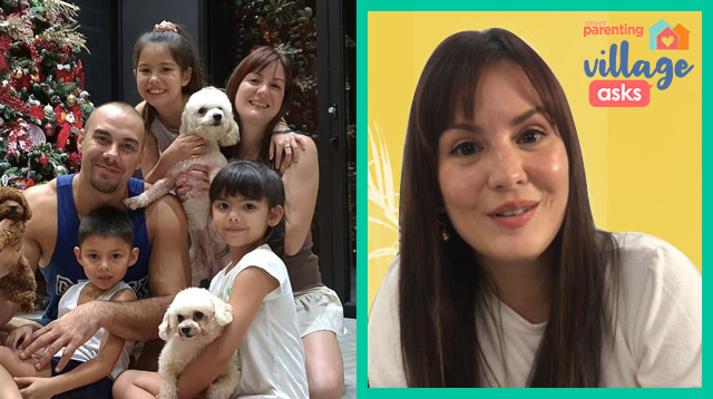 Ayon Kay Chesca Garcia-Kramer: 'Anxiety Begins When There's Mom Shaming.'