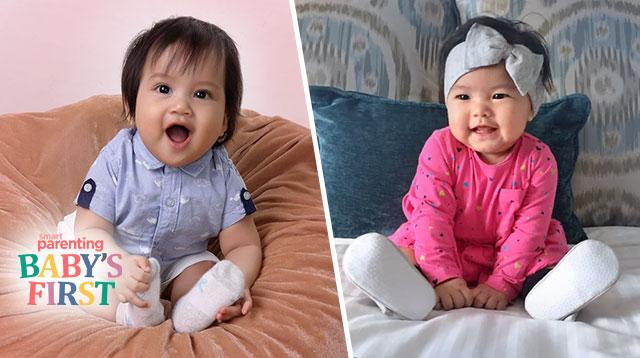 Kaya Nang Umupo Ni Baby! Anong Mga Dapat Asahan At Bantayan?