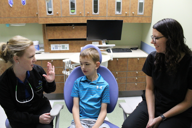 Nonverbal Boy Speaks After Dentist Discovers He's 'Tongue-Tied'