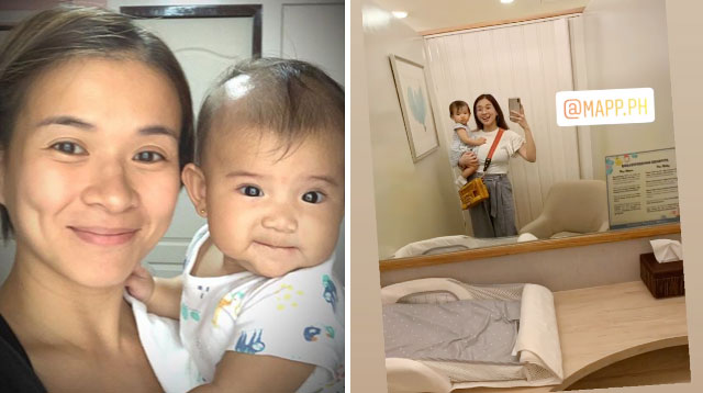 This Is LJ Reyes' Favorite Mall Breastfeeding Station