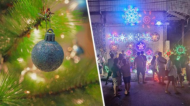 Nakabili Kami Ng Php650 Na Christmas Tree Sa Dapitan Arcade