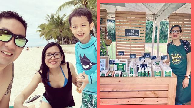 Dahil Sa Pagiging OC, Isang Mom Gumawa ng Sariling All-Natural Cleaner
