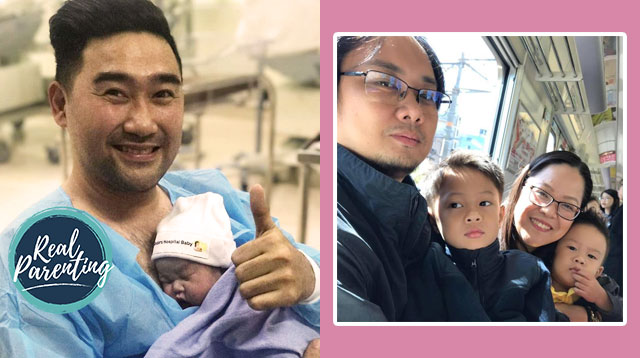 Two Dads Get Candid About Life After Their Wives' Miscarriages