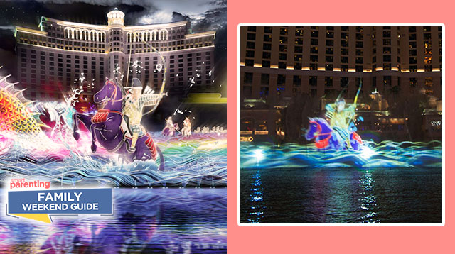 The First Ever Interactive Water Show In The Philippines Is Opening This Weekend!