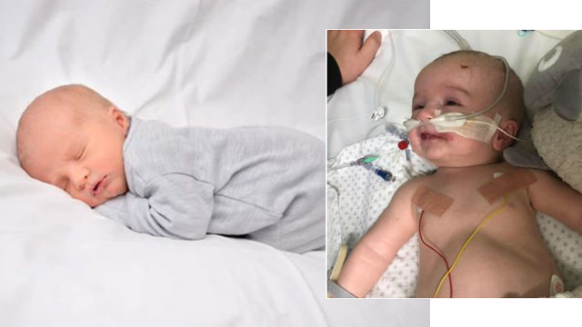 10-Month-Old Baby Miraculously Wakes Up From Coma