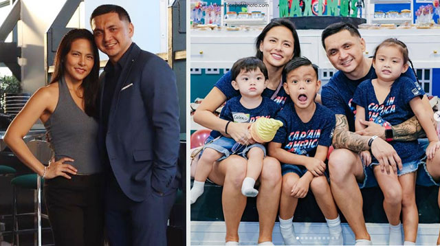 LJ And Jimmy Alapag's Adoption Story: It's A Family Even If The Child Didn't Come From You