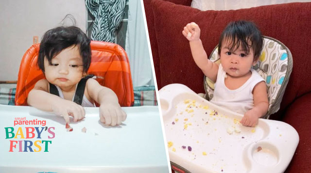 Baby-Led Weaning: Paano I-Encourage Ang Anak Mong Kumain Mag-Isa?