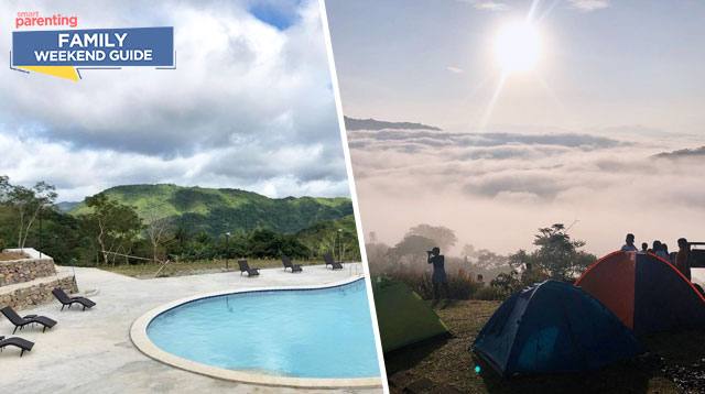 Drive Up To A Sea Of Clouds At This Scenic Spot In Tanay. No Hiking Required!