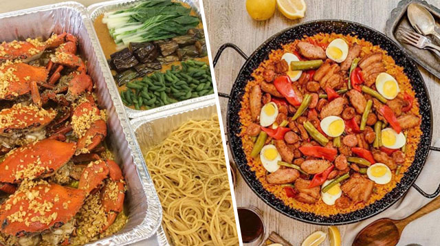 No Time To Cook? Here Are 5 Places To Buy Yummy Potluck Dishes For Your Christmas Party