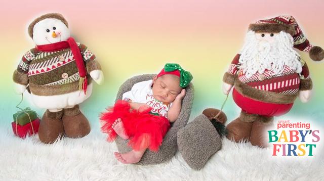 First Christmas Ni Baby! Ilang Paraan Para Gawin Itong Mas Masaya