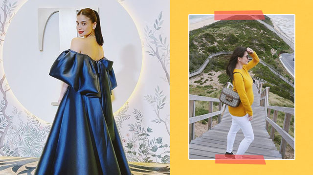 7 of Anne Curtis' Most Stylish 'Buntis' Looks So Far