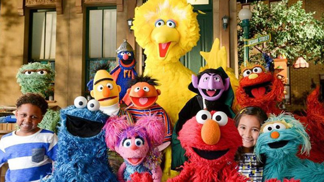 Sesame Street Teaches Us Why Failing Is A Necessary Skill For Kids