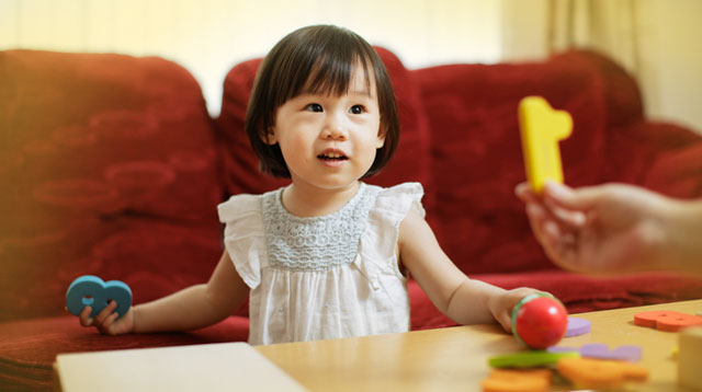How YOU Play A Crucial Role In Building Your Child's Brain