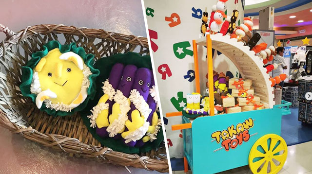 Ninongs And Ninangs: Here Are Noche Buena-Inspired Toys For Your Inaanak