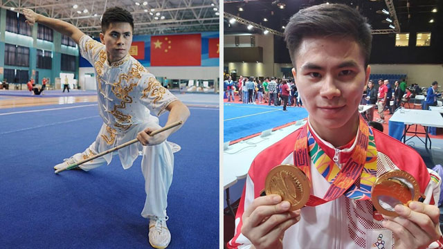 Indonesian Athlete Brings Home Gold Medal To Father's Funeral