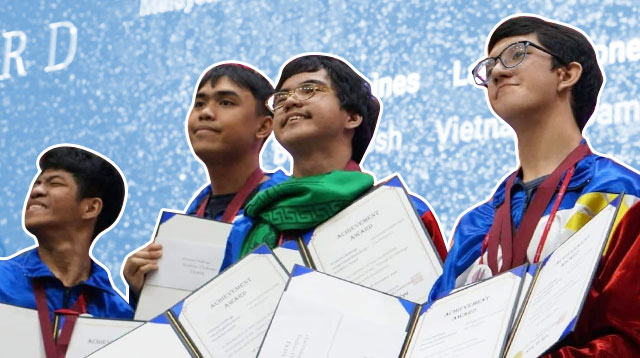 Public High School Students With Disabilities Win Awards In IT Competition In South Korea