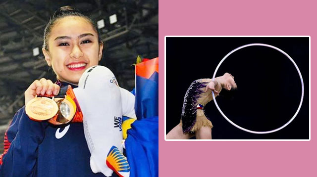 16-Year-Old Gymnast And Cancer Survivor Wins Gold At First SEA Games Stint