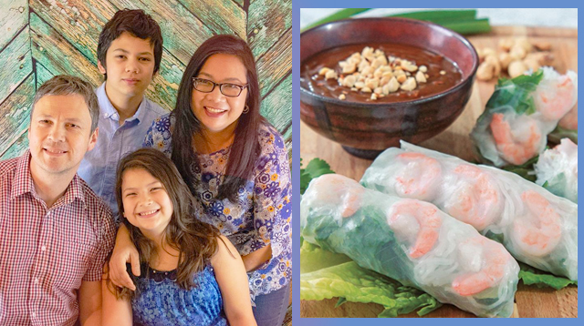 Cookbook Author Learned To Cook Because She Knew Her Family Needed More Than Ginisa!