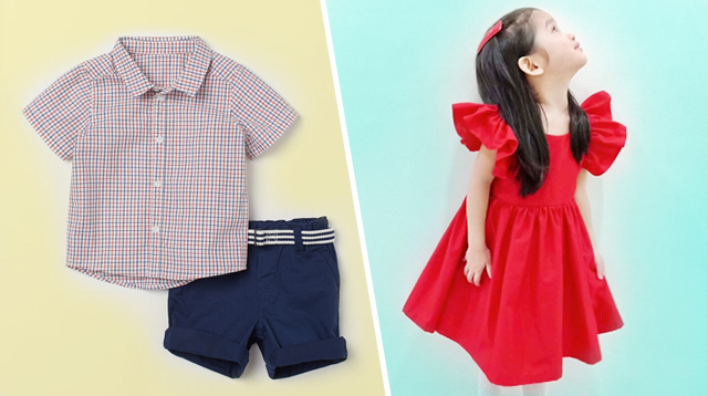 Shop For Your Kids' Holiday #OOTD At These 10 Online Stores, Starting At P399