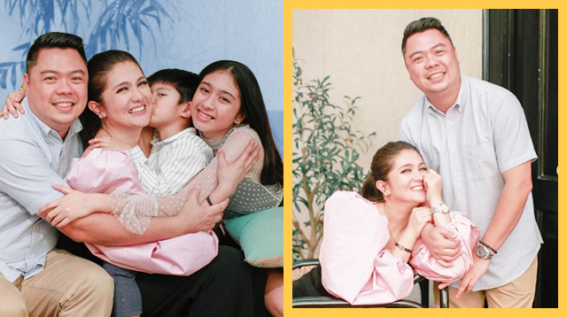 Dimples Romana Has A Deeper Appreciation For Her Family After Husband's Health Scare